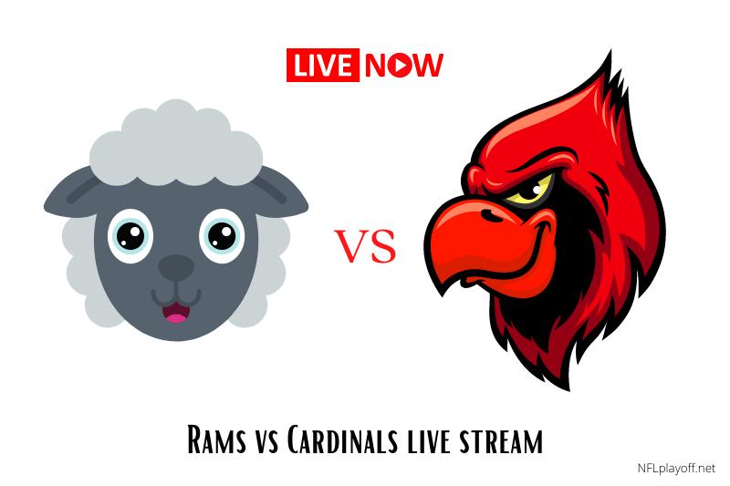 Rams vs Cardinals 12-6-2020 live stream