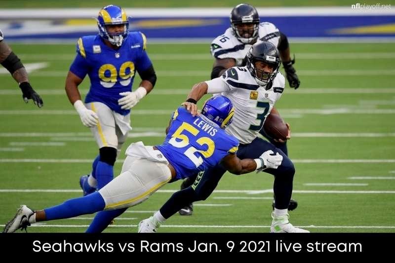 seahawks vs rams