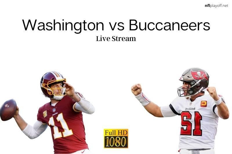 Washington vs Buccaneers 9th Jan. 2021